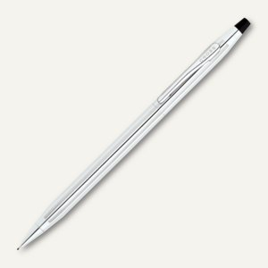 CROSS Drehbleistift CLASSIC CENTURY - 0.7 mm, Glanz-Chrom, silber, 40-350305