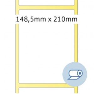 Rollenetiketten - 148.5 x 210 mm