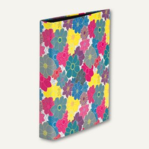 PEGGY FLOWER Ringbuch