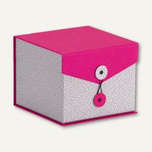 PEGGY Box mit Klappdeckel