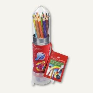 Buntstifte Colour GRIP, Malset Rakete, inkl. 15 Buntstifte und 1 Spitzer, 112457