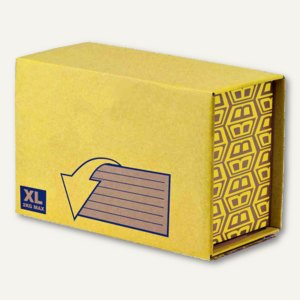 Bankers Box Paket-Versandkarton Missive Heavy Duty XL