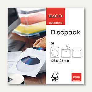CD/DVD-Taschen