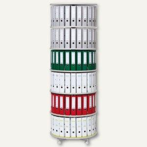 Ordnerdrehsäule - bis 144 Ordner