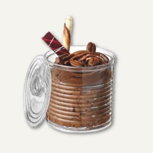 Fingerfood-Becher Tin can