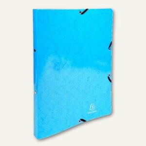Ringbuch mit Gummizug A4