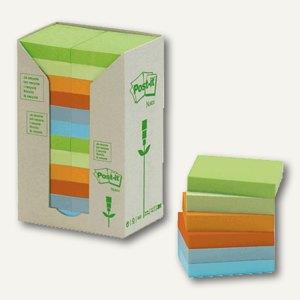 Haftnotizen Recycling 38 x 51 mm