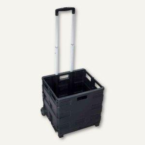 Klapp-Transportkarre mit Klappbox