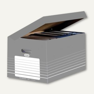Archiv-Klappdeckelbox DIN A4