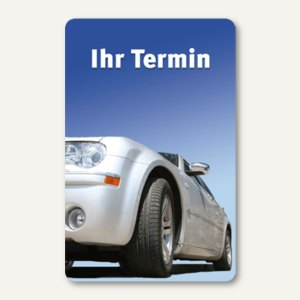 Terminkarte AUTO