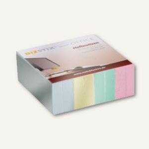 Haftnotizblöcke 4-farbig - 30 x 75 mm