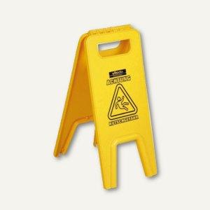 Warnschild Achtung Rutschgefahr - Höhe: 58 cm