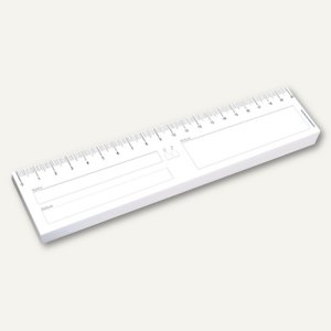 Haftnotiz-Wundlineal 20 cm