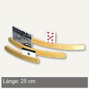 Fotoschiene / Kartenbogen - (L)25 cm