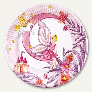 Pappteller Fairy Tale