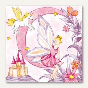 Dekorservietten Fairy Tale