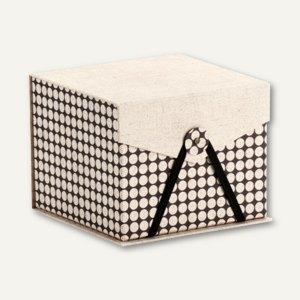 Box m. Klappdeckel CHICAGO SQUARE