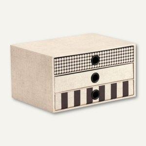 CHICAGO 3er Schubladenbox für DIN A4