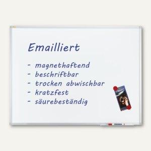 Franken Magnetische Schreibtafel Xtra-Line emailliert 90 x 120 cm