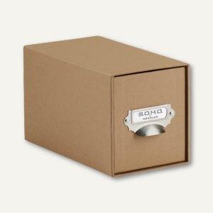 S.O.H.O. CD-Schubladenbox für 47 CDs