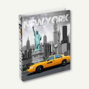 Ringbuch NEW YORK Din-A4