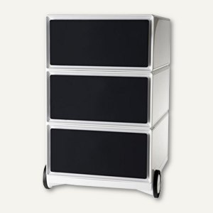 Rollcontainer easyBox - 3 Schubladen