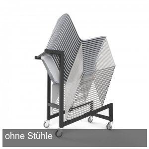 Primus Rollwagen für Stapelstuhl Primus TC That Chair