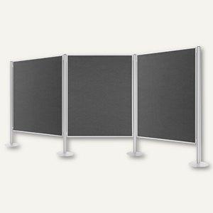 Präsentationswand Set - 3-teilig