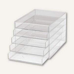 Acryl-Schubladenbox DIN A4