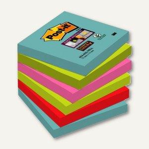 Haftnotizen Super Sticky Miami Collection