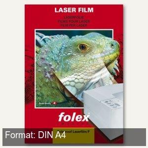 Laserfolie Folaproof Laserfilm/F