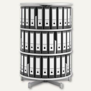 Ordnersäule Rotafile Multifile (H)119 x (Ø)80 cm
