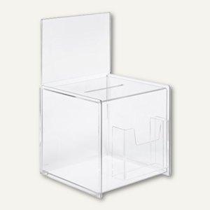 Aktionsbox mit Zusatzfach