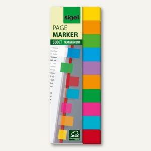 Haftmarker Film Multicolor