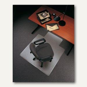 Vinyl Schutzmatte f. Teppichböden 121x92 cm + 51x25 cm