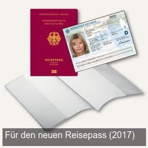 Schutzhülle Reisepass (NEU-seit 03.2017)