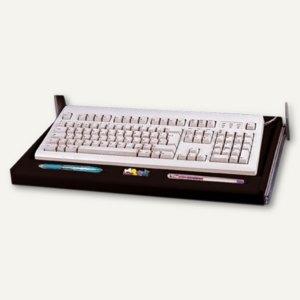 Ausziehbare Tastaturschublade