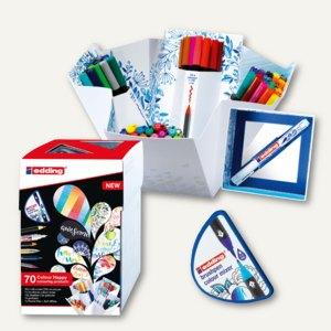 Colour Happy Set - 69 Stifte + brushpen colour mixer