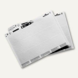 Einsteckschilder für SCANFIX/LABELFIX, 200 x 40 mm, weiß, 20 Bögen/60 Schilder
