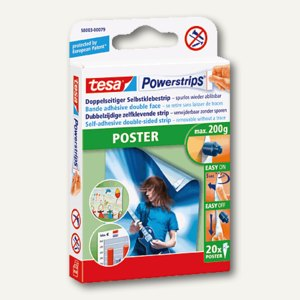 Powerstrips Poster
