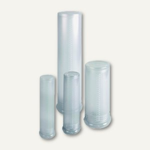 Versandrolle TwistPack, (Ř)40 x (L)200-350 mm, PP, transparent, 10 Stück