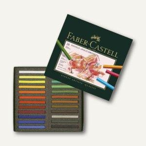 Faber-Castell Künstler-Pastellkreide, 24er Etui, 128524