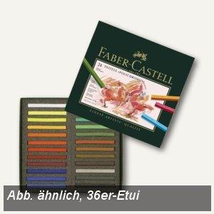 Faber-Castell Künstler-Pastellkreide, 36er Etui, 128536