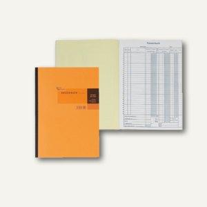 Kassenbuch für Nettoversteuerung DIN A4 2x50 Blatt