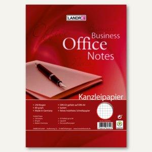 Kanzleipapier BUSINESS OFFICE NOTES