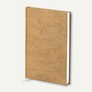 BOHO - SISAL Gebundenes Notizbuch, 192 Seiten, 17.2 x 24.5 cm, 3 Stück