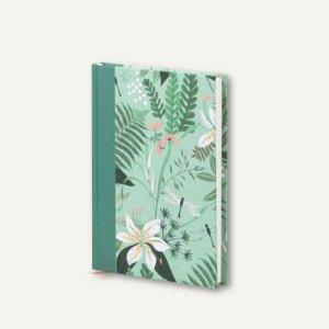 SAMOA Gebundenes Notizbuch DIN A5, 192 Seiten, blanko, 3 Stück, 18821600001