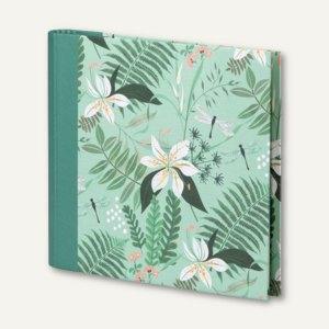Rössler Gästebuch / Fotoalbum SAMOA, 23 x 22 cm, 60 Seiten, 2er Pack,18771600006