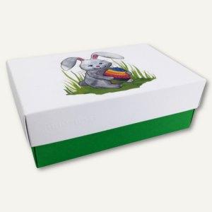 Geschenkbox OSTERHASE S