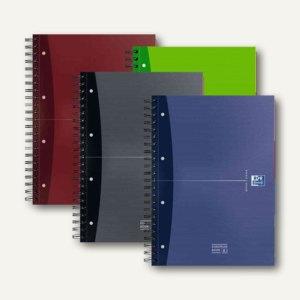 Collegeblock European Book, DIN A5, kariert, 90 g/m